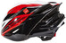 MET Forte Helmet red/white/black